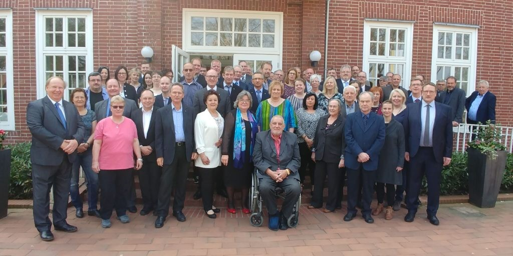 Gruppenbild Landesversammlung 2018