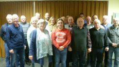 Mitgliederversammlung der Standortgruppe Zetel