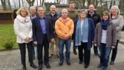 Landesvorstandssitzung Bereich Niedersachsen/Bremen vom 27.02. - 01.03.2019 in Oldenburg