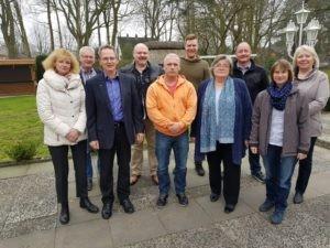 Landesvorstandssitzung Bereich Niedersachsen/Bremen vom 27.02. – 01.03.2019 in Oldenburg