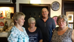 Vorstandssitzung der Standortgruppe Leer Weener am 29. August 2019