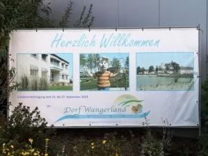 Bildergallerie zu der Landesarbeitstagung vom 25. bis 27. September 2019 im Dorf Wangerland