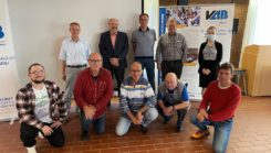 Mitgliederversammlung der Standortgruppe Hannover im August 2021